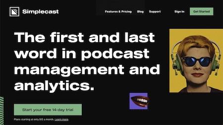 Simplecast Podcast Hosting