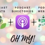 What's the Difference Between a Podcast Host, Directory, and Website?