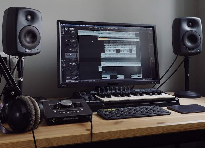 Podcast Audio Recording and Editing Software