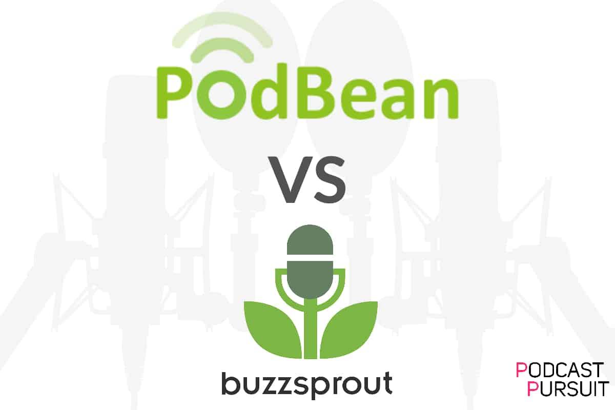 Buzzsprout vs Podbean Comparison Review Podcast Hosting